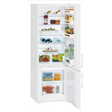 Хладилник с фризер, обем 272 л, клас А++, LIEBHERR CU 2811
