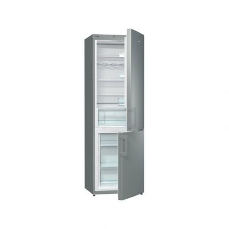 Хладилник с фризер, обем 326 л, клас A+, FrostLess, Gorenje RK6191AX