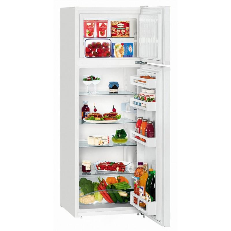 Хладилник с горна фризерна камера, LIEBHERR CTP 2921