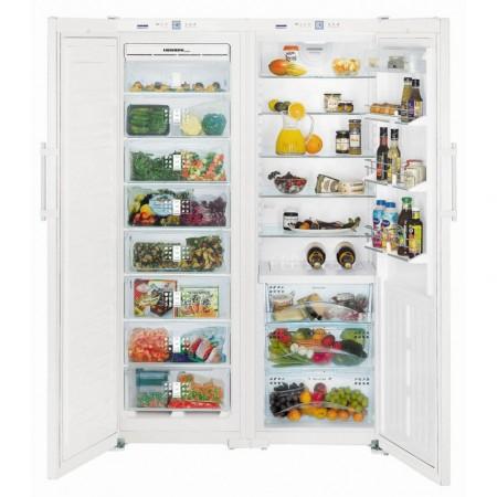 Хладилник Side-by-Side, клас A++, LIEBHERR SBS 7253 Premium