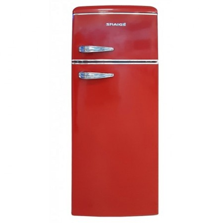 Хладилник Snaige FR240-1RR1A++ Retro `ЧЕРВЕН