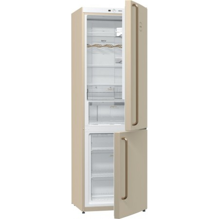 Комбиниран хладилник с фризер NRK611CLI
