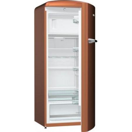 Свободностоящ хладилник Gorenje ORB153CR