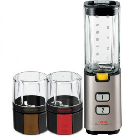 Блендер Tefal BL142A38, Blender, 300W, 2 speeds, 0.6l