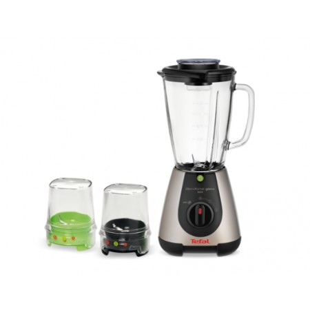 Блендер Tefal BL313A38, BlendForce, Glass, Tripl'ax, Grinder, Chopper