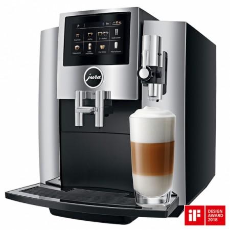 Кафемашина JURA S8 Chrome