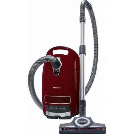 Прахосмукачка Miele Complete C3 Cat&Dog PowerLine Tayberry red