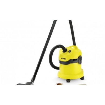 Прахосмукачка за мокро и сухо изсмукване Karcher WD 2 home