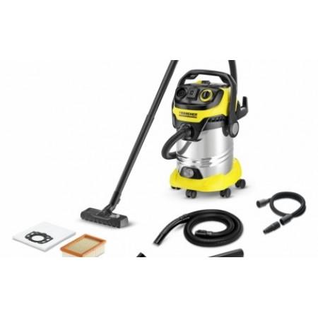 Прахосмукачка за мокро и сухо изсмукване Karcher WD 6 P Premium Renovation