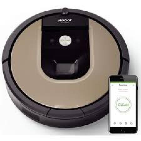 Роботизирана прахосмукачка Roomba 966