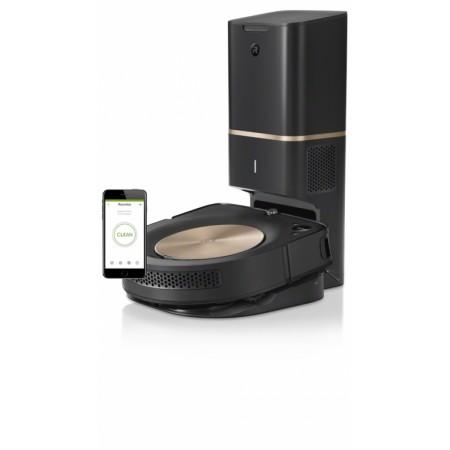 Роботизирана прахосмукачка Roomba s9+