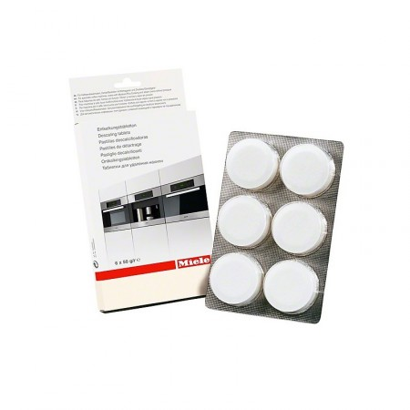 Таблетки за премахване на котлен камък - 6 бр.