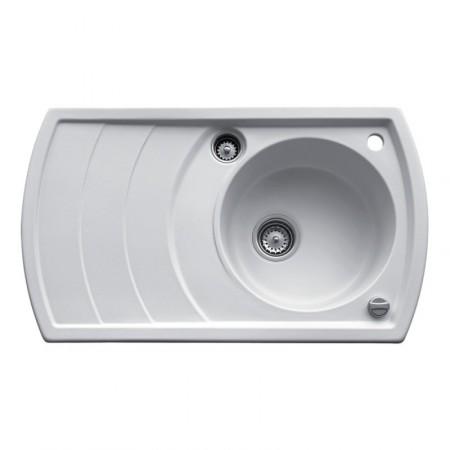 Керамична мивка за вграждане Zeno 45 B-KER