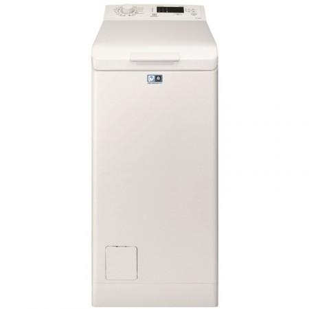 Пералня с вертикално зареждане Electrolux EWT1064ERW, 6 кг, 1000 об, Клас A++