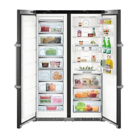 Хладилник LIEBHERR SBSbs 8673 BioFresh NoFrost IceMaker