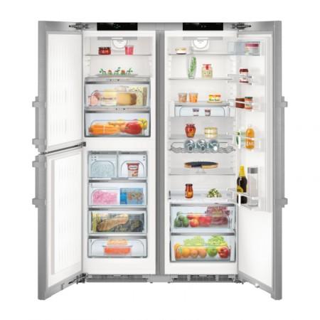 Комбиниран хладилник Side-by-Side Liebherr SBSes 8483