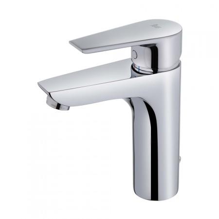 Смесител за баня с керамична глава CALVIA за мивка, нисък