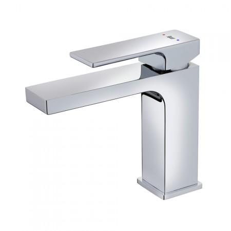 Смесител за баня с керамична глава SOLLER за мивка, нисък