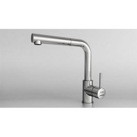 Смесител за кухня с изтеглящ се душ FAT 68936 ХРОМ