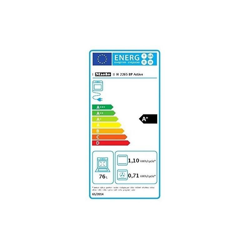 Фурна за вграждане Miele H2265BP EDST/CLST