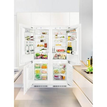 Хладилник за вграждане SIDE BY SIDE за вграждане LIEBHERR SBS 66I2 Premium NoFrost