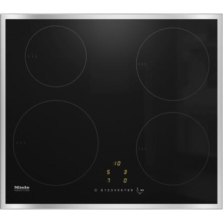 Индукционен готварски плот за вграждане със сензорен контрол Miele  KM7201FR