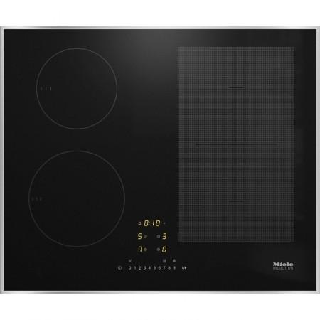 Индукционен готварски плот за вграждане със сензорен контрол Miele KM7464FR