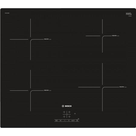 Индукционен стъклокерамичен готварски плот Bosch PUE611BB2E