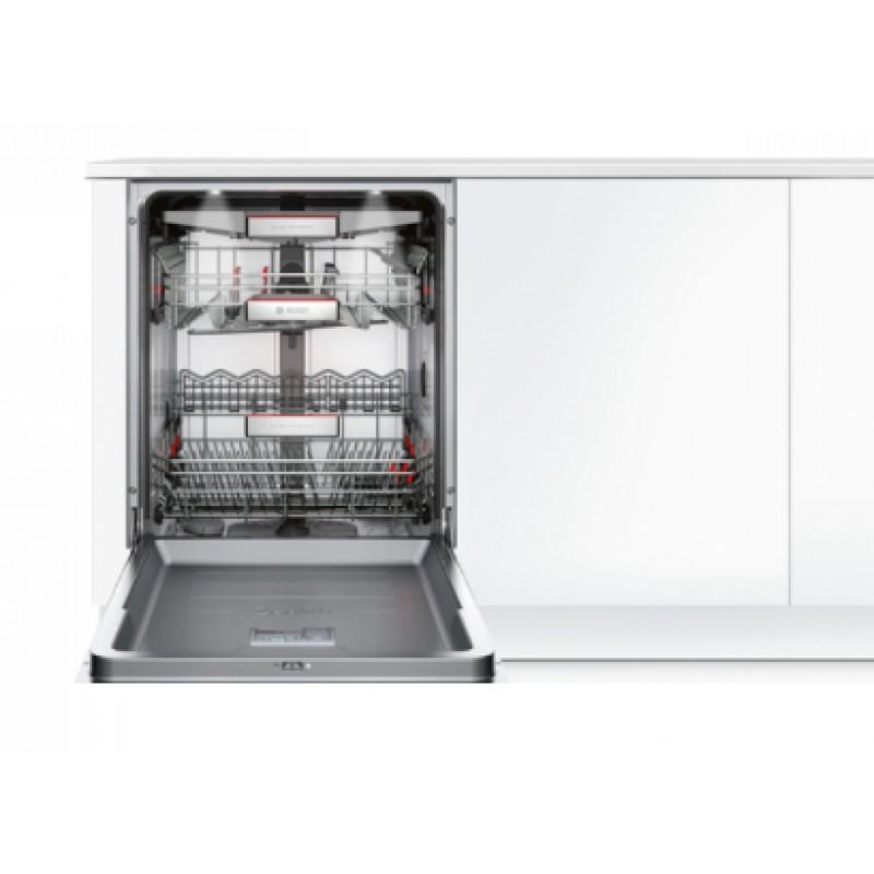 Съдомиялна за вграждане BOSCH SMV88TX36E Wi Fi-Home Connect, PerfectDry, Zeolit®, 60 см
