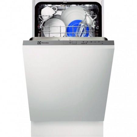 Съдомиялна за вграждане Electrolux ESL4201LO, 9 Комплекта, Клас А, 45 см