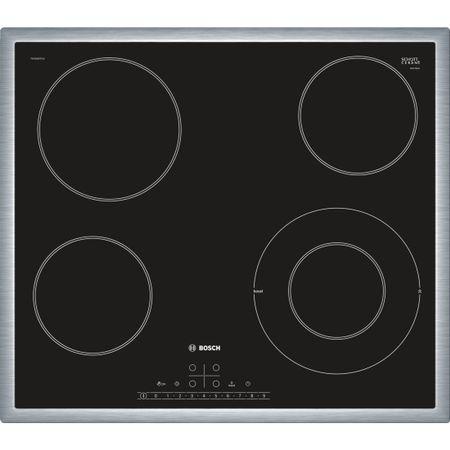 Стъклокерамичен готварски плот Bosch PKF645FP1E