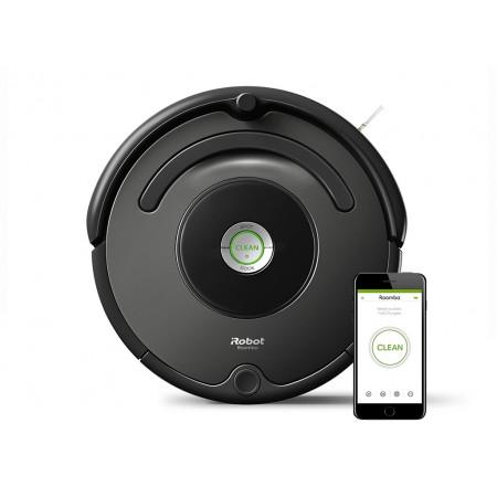 Роботизирана прахосмукачка Irobot Roomba 676