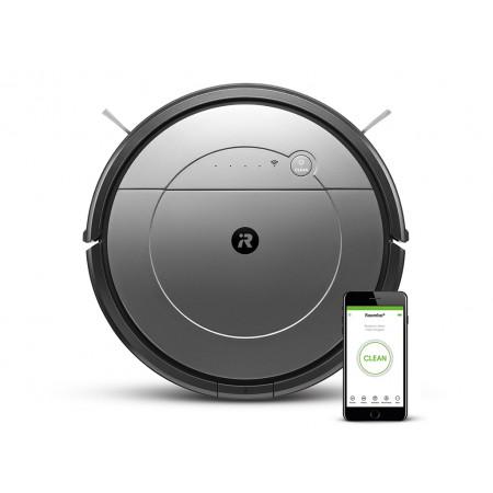 Роботизирана прахосмукачка+подочистачка Irobot Roomba Combo