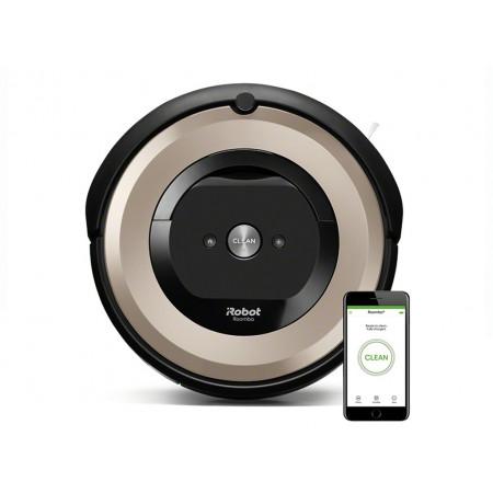 Роботизирана прахосмукачка Irobot Roomba e6