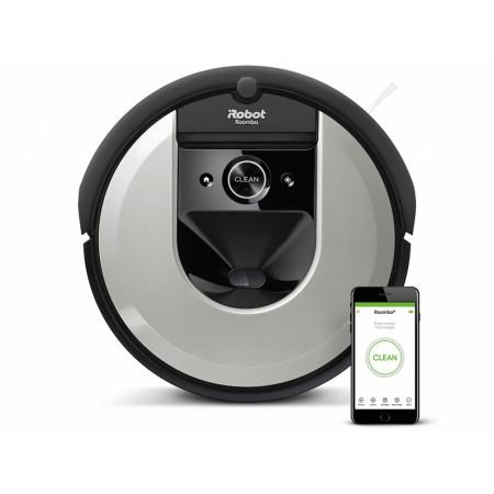 Роботизирана прахосмукачка Irobot Roomba i7 (7156)