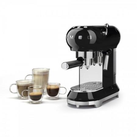 Еспресо кафемашина SMEG ECF01BLEU