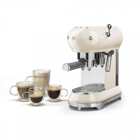 Еспресо кафемашина SMEG ECF01CREU