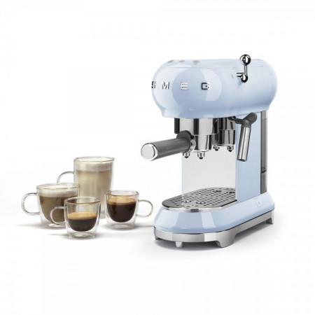 Еспресо кафемашина SMEG ECF01PBEU