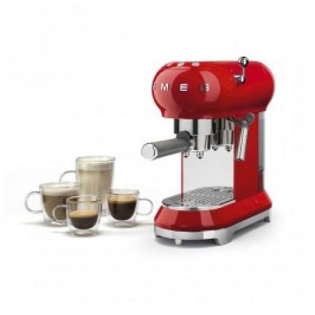 Еспресо кафемашина SMEG ECF01RDEU