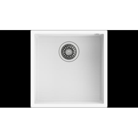 Подплотова гранитна мивка за шкаф 50 см TEKA SQUARE 40.40 TG