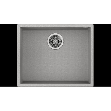 Подплотова гранитна мивка за шкаф 60 см TEKA SQUARE 50.40 TG