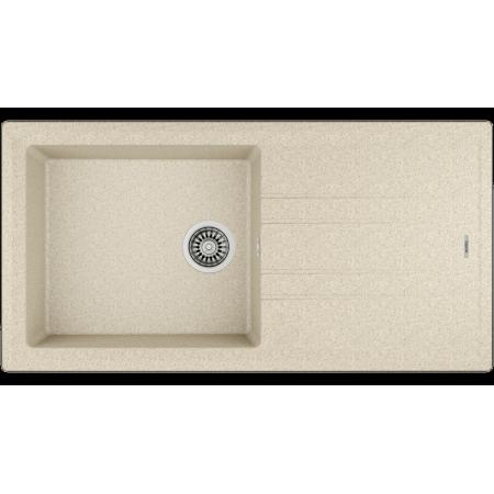 Гранитна мивка, обръщаема, за шкаф 60 см TEKA STONE 60 L-TG